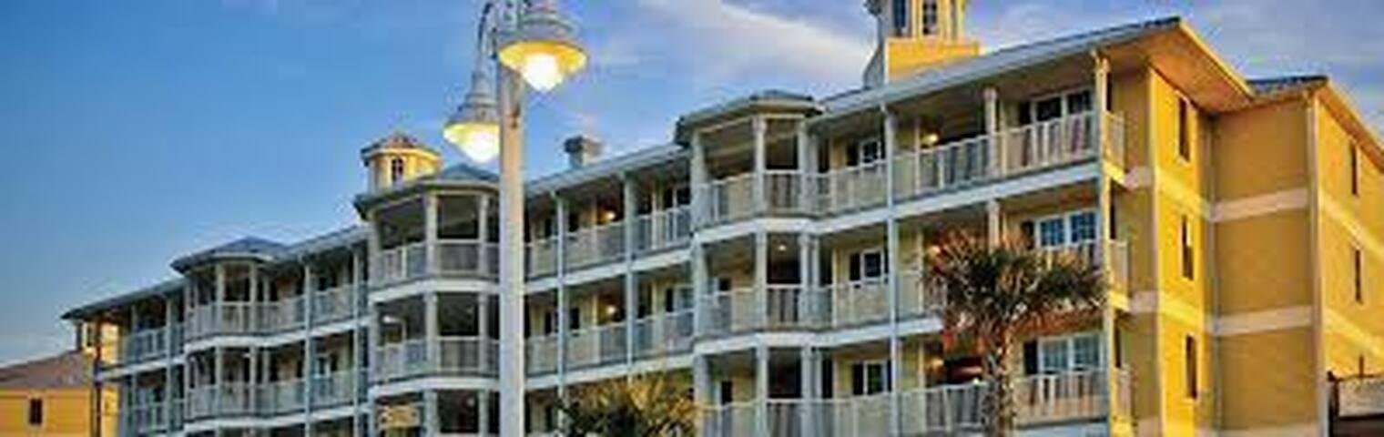 SeaSide Resort in Galveston, TX - Galveston - Leilighet