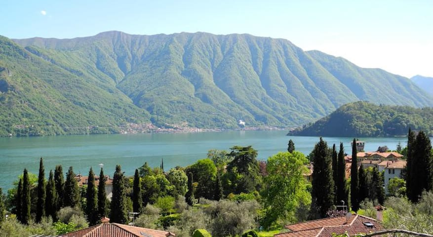 Casa Meraviglia con Vista sul lago - Tremezzina - Wohnung