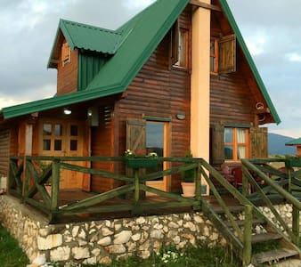 Mountain Vista Lodge - Tepačko Polje - 独立屋