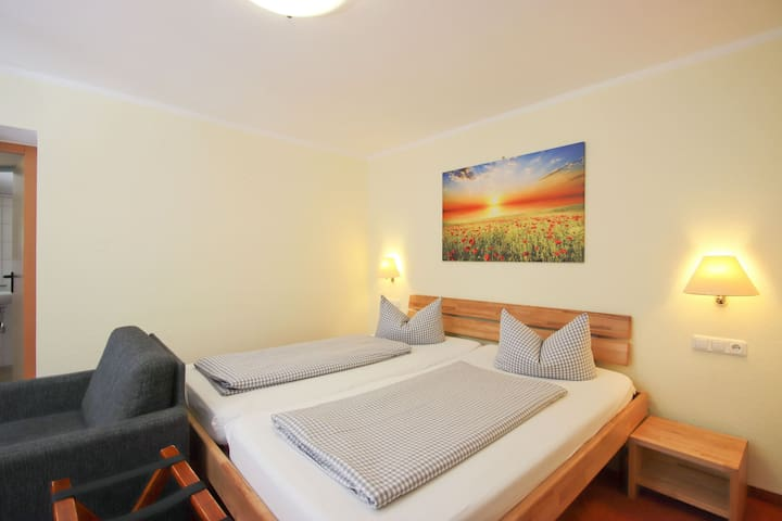 Triple room in Schwangau/Alterschrofen