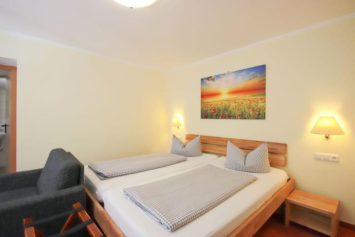 Dreibettzimmer in Schwangau/Alterschrofen
