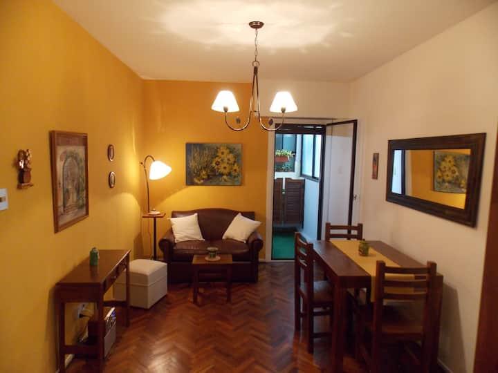 Excelente ubicación, Alto Palermo 2 ambientes