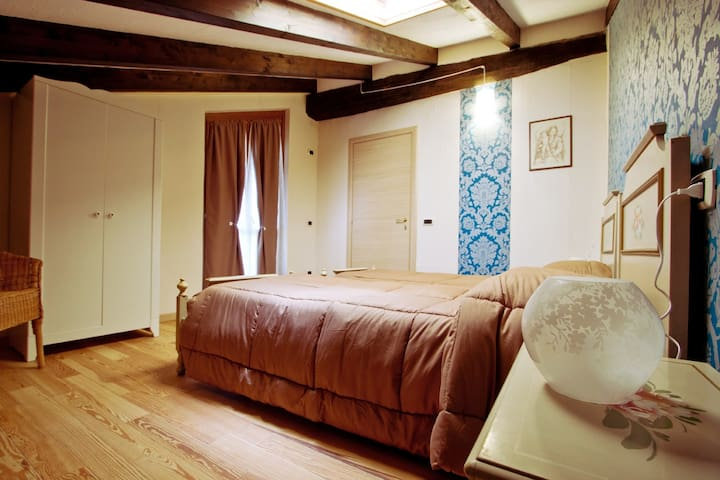 B&B Casa Arcangeli camera azzurra - Bracca - Bed & Breakfast