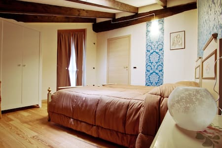 B&B Casa Arcangeli camera azzurra - Bed & Breakfast