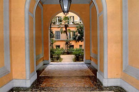 Elegante loft 40 mq piazza Mancini - Rom - Loft