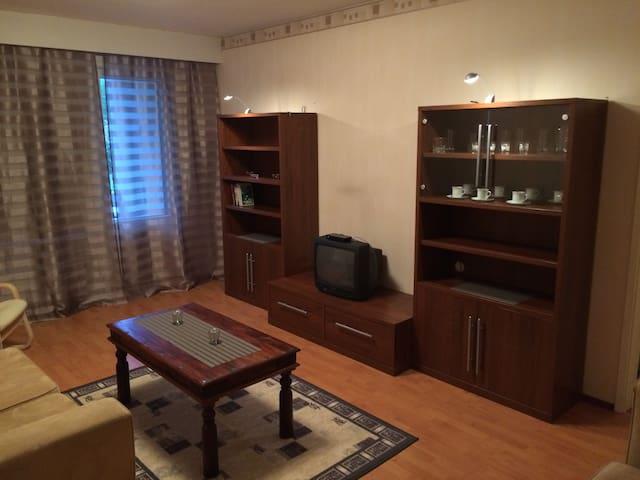Hällinkadun levähdyspiste - Harjavalta - Apartamento