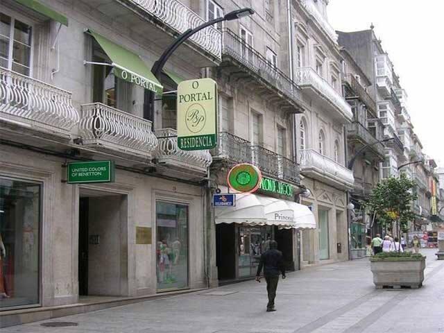 Residencia El Portal - Vigo - Bed & Breakfast