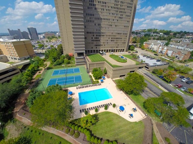 Ultra Luxurious Downtown High Rise Apt - Pittsburgh - Lägenhet