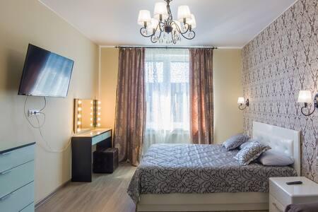 Однокомнатная квартира в центре Санкт-Петербурга