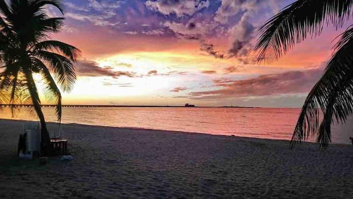 Departamento a orilla de la playa 2