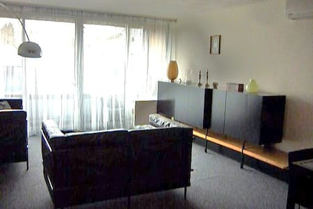 sunny 2 bedroom appartment/balcony - Velp - Byt