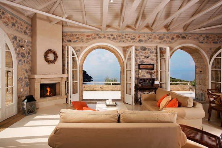 Katikies Manis VIP residence with Impressive View