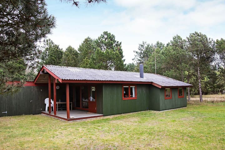Amazing Holiday Home in Rodby with barbecue