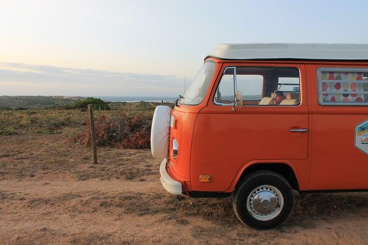 Volkswagen T2 Pumpkin