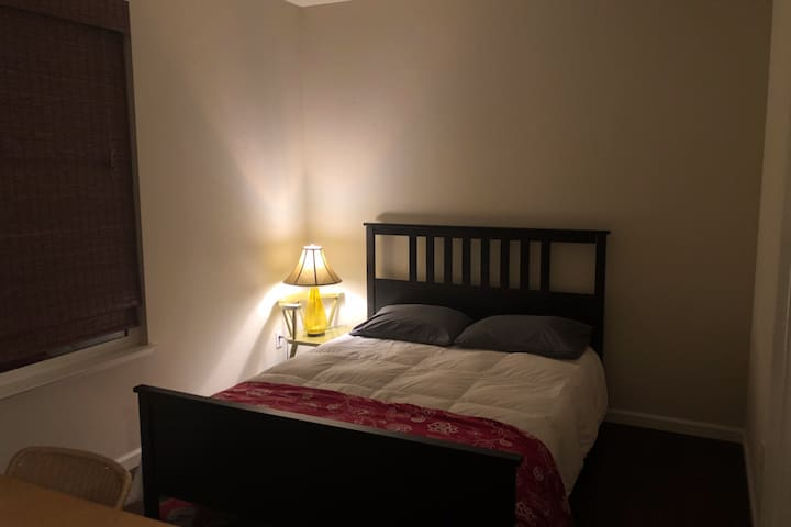 Downtown, Clean, San Jose Room With Private Bath