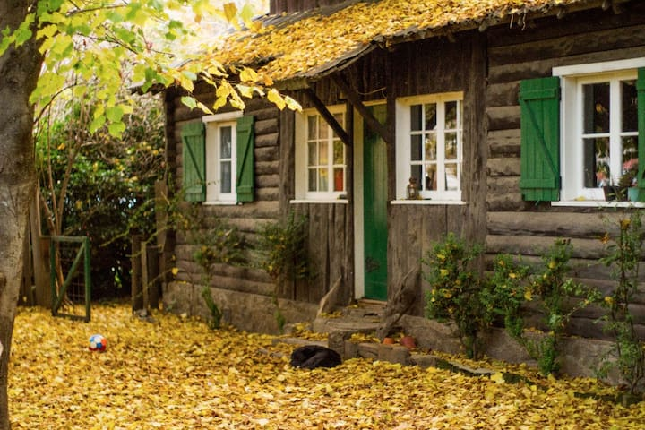 Habitación privada en Madreselva, casa histórica