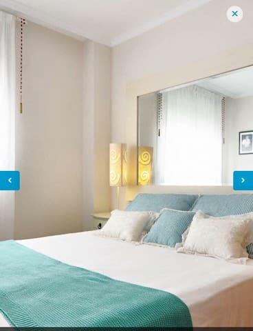 Habitacion doble en piso de lujo - Málaga - Dům