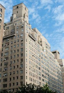 Live in a luxury 24hr doorman building on world famous Park Ave. Within a 10 minute walk you'll be at Grand Central, Empire State, Rockefeller Place, Times Square and NY Public Library. 500 sq ft Studio features a changing room and high end finishes.