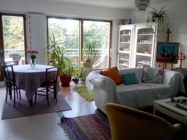 2 chambres proches centre ville - Clermont-Ferrand - Huoneisto
