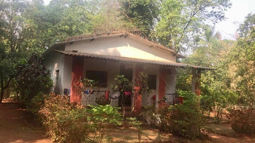 Pranay Farms - Jungle Farm House at Karjat