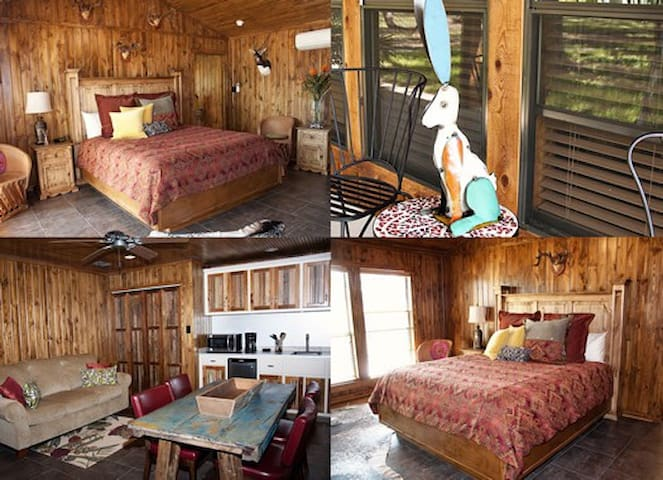 The Lodge...Upscale private cabin