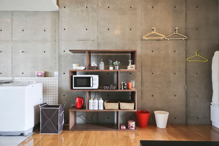 Super clean space in the city !! - Toshima-ku - Wohnung