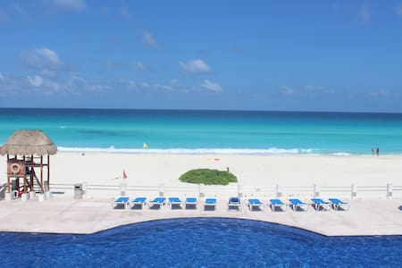 Deluxe Double King - Cancun - Condominio
