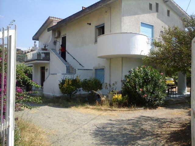 Rent an apartment in a villa