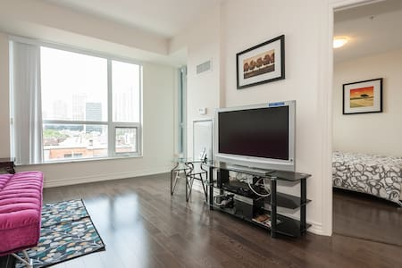 Brand New Boutique Condo at Yonge Street,  Walking distance to Davisville and Eglinton Subway. 2 Beds and 2 Baths, Fully Furnitured, Modern Kitchen,  Stainless Appliances,   Internet,  Telephone and TV , Shopping, Restaurants, Movie Theatre and Park