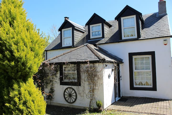 Woodend Cottage - Carrick Castle, Lochgoilhead