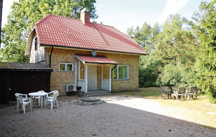 Holiday cottage with 2 bedrooms on 80m² in Gärsnäs