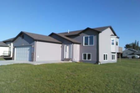 Nice home, close to Ellsworth AFB - Box Elder