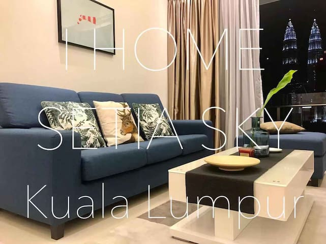 Downtown KL apartment,8 minutes to twin Tower