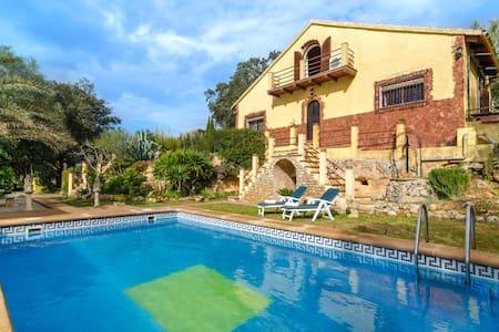 SA COVETA villa with small cave - Algaida