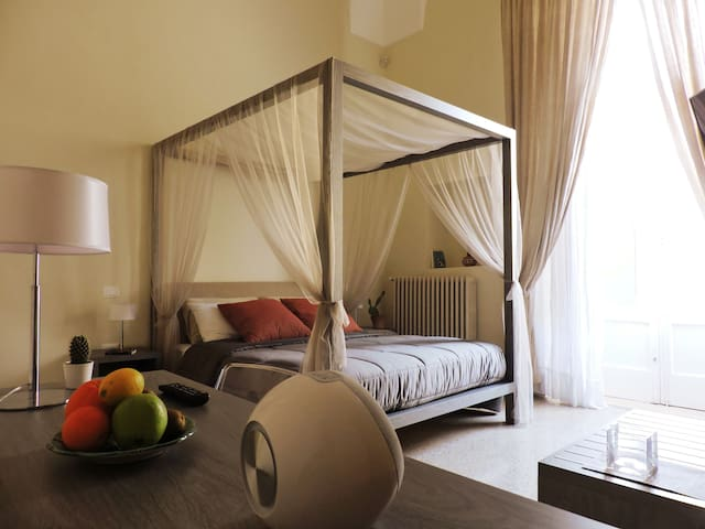 4 Balconi rooms- Suite Relax with Emotional Shower