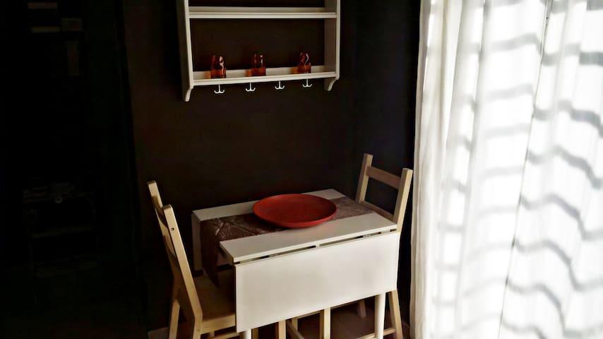 Studio with terrace - Siracusa - Apartamento