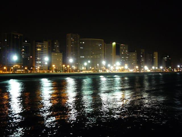Fifteenth Floor Frente Atlantico! - Fortaleza - Flat