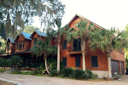 AmeliaIslandParadise: SouthernStyle - Fernandina Beach - บ้าน