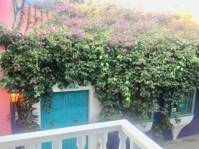 Old City Apartment, Cartagena de Indias