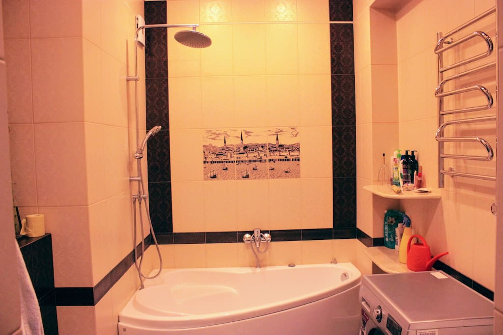 Ванная комната/Bathroom
