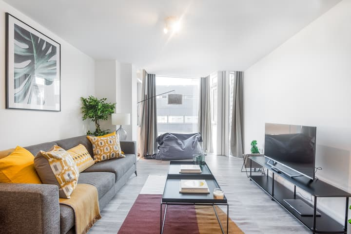 Brand New Two Bedroom Apartment in Camden Town 201