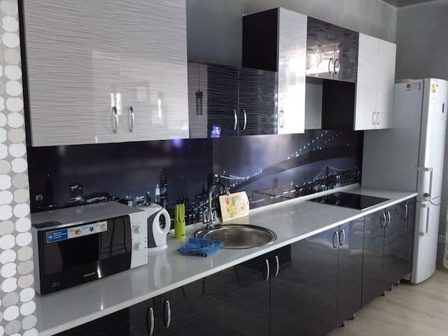 Дзержинского 64 однокомнатная кварт - Хабаровск - Apartment