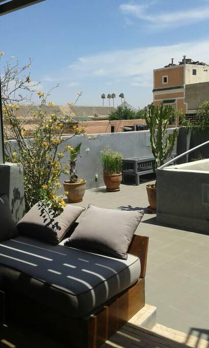 riad mazagao marrakech h user zur miete in marrakesch marrakech tensift al haouz marokko. Black Bedroom Furniture Sets. Home Design Ideas