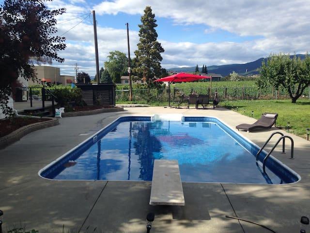Beautiful acreage awaits - Penticton - Casa