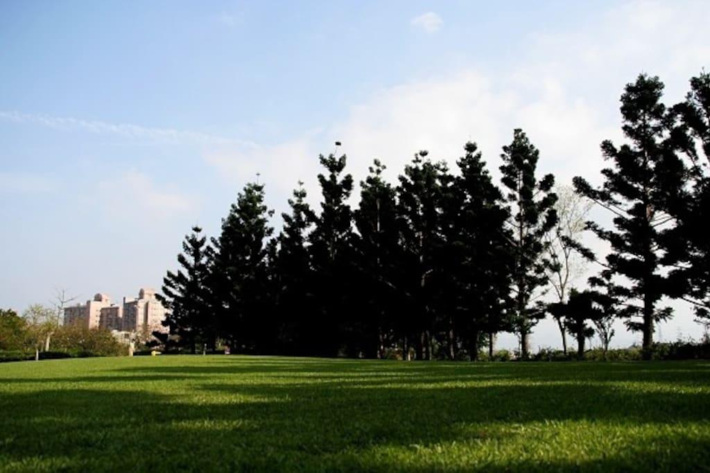 園區萬坪公園