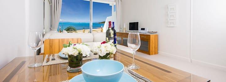 B1 Beachfront Apartments - Bleau Suite, Bophut