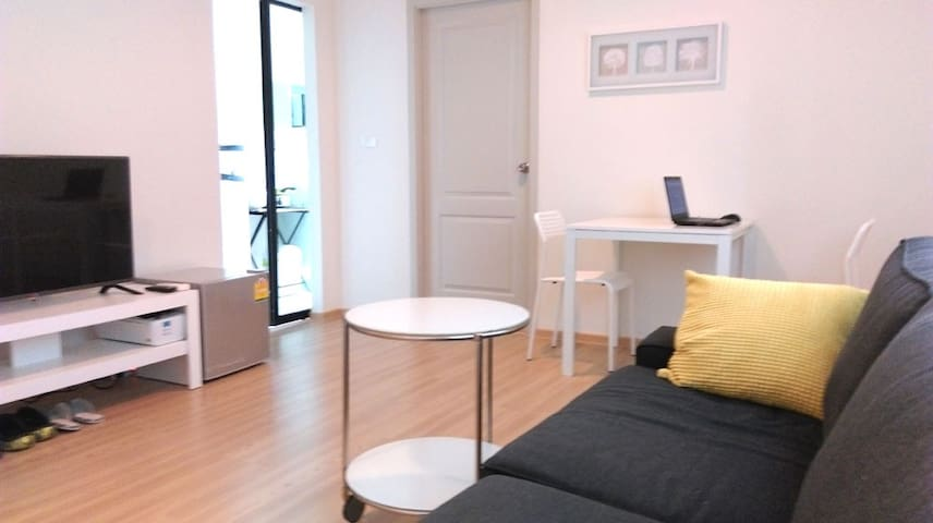 B-loft115 New Condo (PHONE NUMBER HIDDEN)㎡ - Bangkok