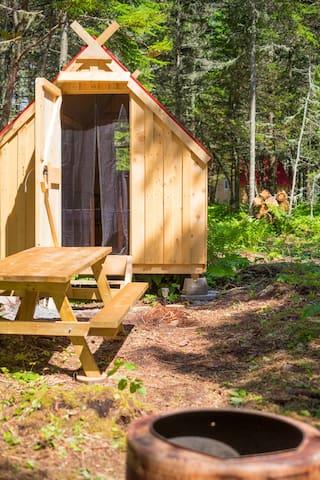Lauren's Nordic Hut