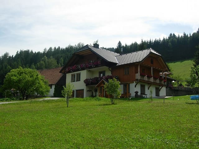 Biowildhof Krobath-Rothofer - Murau - Appartement