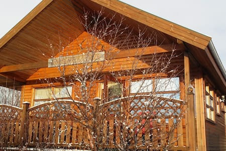 Summer House on lake Thingvellir - 辛格韋德利(Thingvellir)